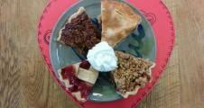 pie flights valentines day